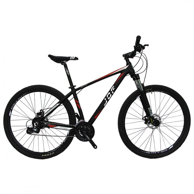 Seguro Bicicleta - Imagen de una bicicleta tipo Bicicleta Cross Country con fondo blanco
