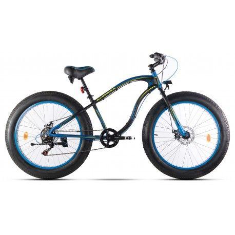 Seguro Bicicleta - Imagen de una bicicleta tipo Fatbike