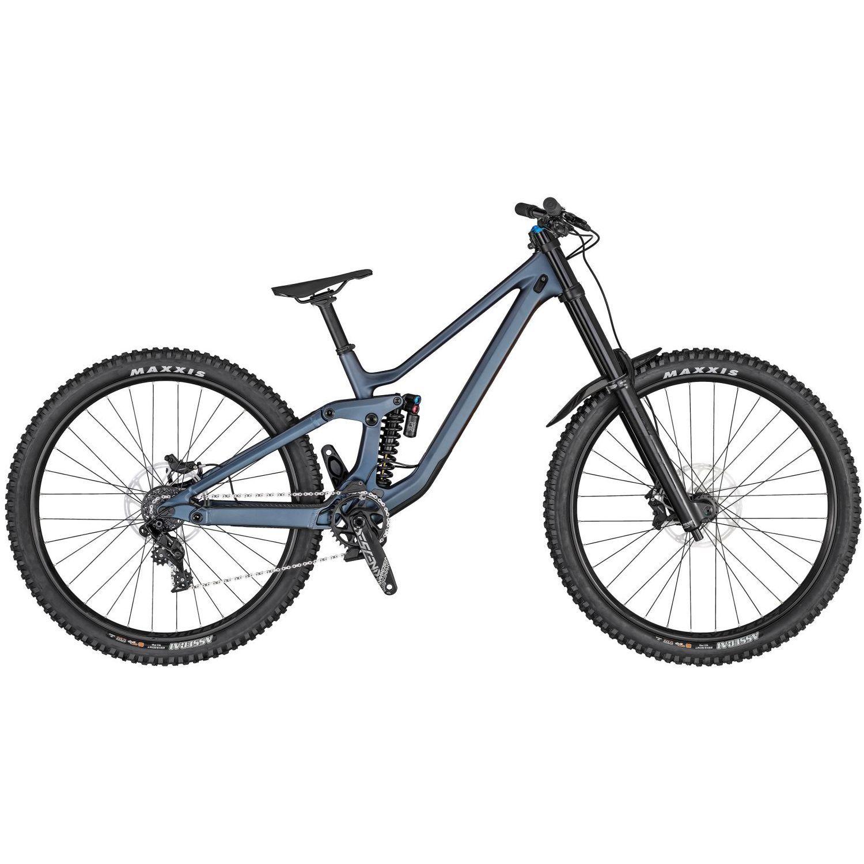Seguro Bicicleta - Imagen de una bicicleta tipo free ride o estilo libre