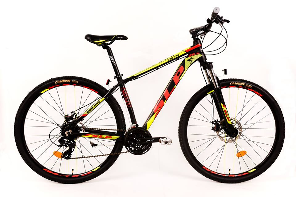 Seguro de Bici - SLP 200 PRO