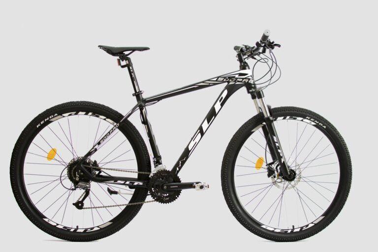 Seguro Bicicleta - Imagen de bicicleta marca SLP modelo 500 PRO color negra