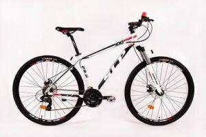 Seguro Bicicleta - Imagen de bicicleta marca SLP modelo 100 pro color blanco