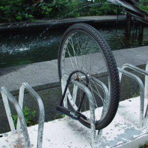 Seguro bicicleta - candado robo bicicleta